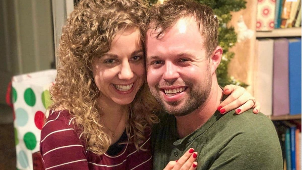 John David and Abbie Duggar