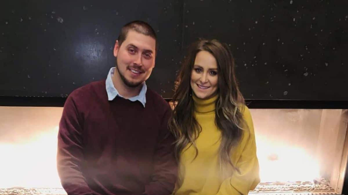Leah Messer and ex, Jeremy Calvert