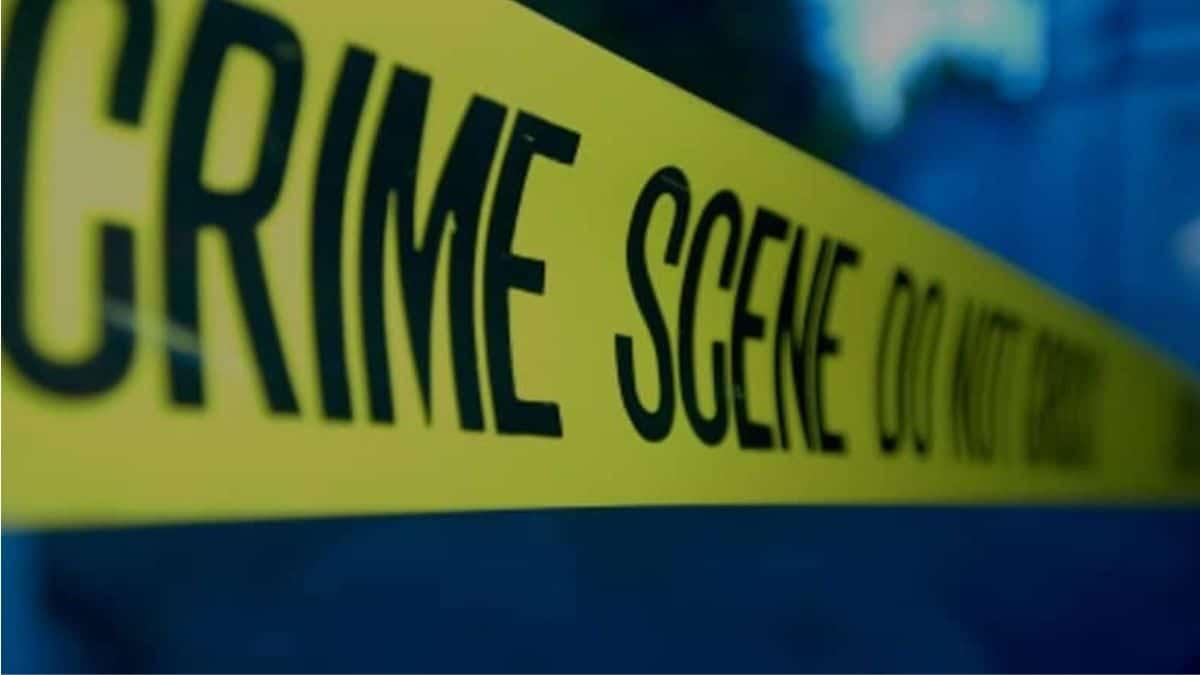 Crime Scene Photo