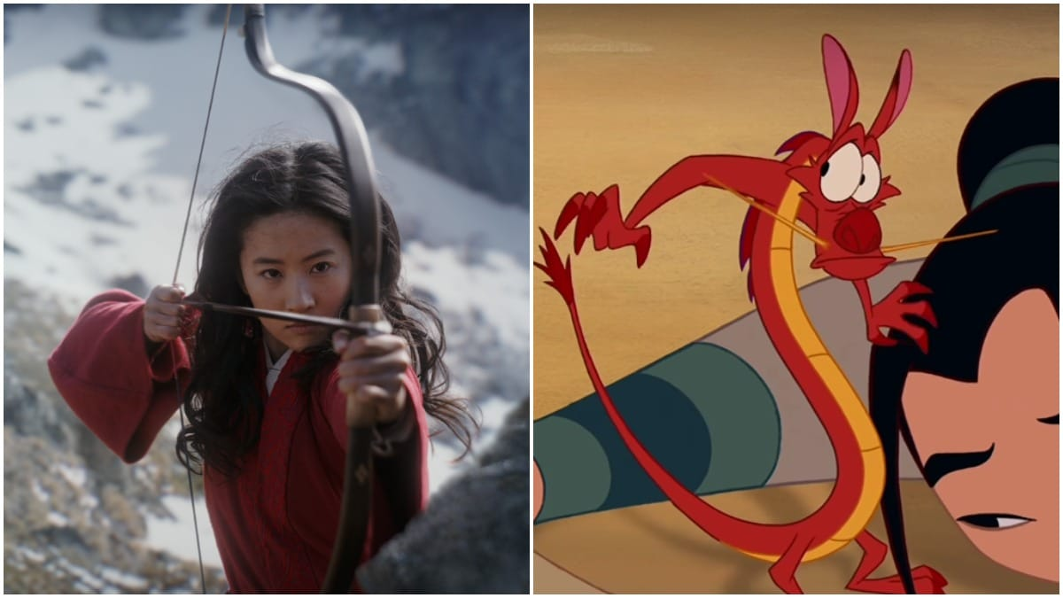 Mushu in new Mulan