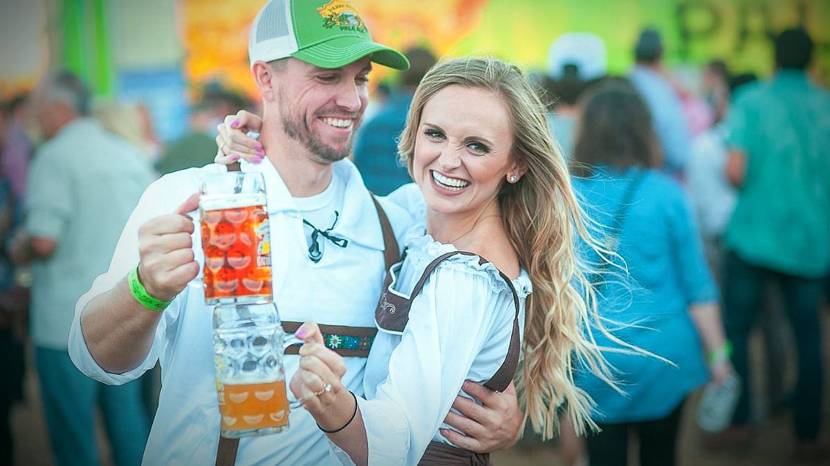 Win a paid-for wedding and have it in California, courtesy of Sierra Nevada! Pic credit: Sierra Nevada
