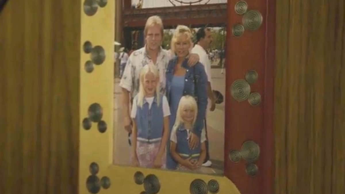 Sig, June and their daughters Mandy and Nina