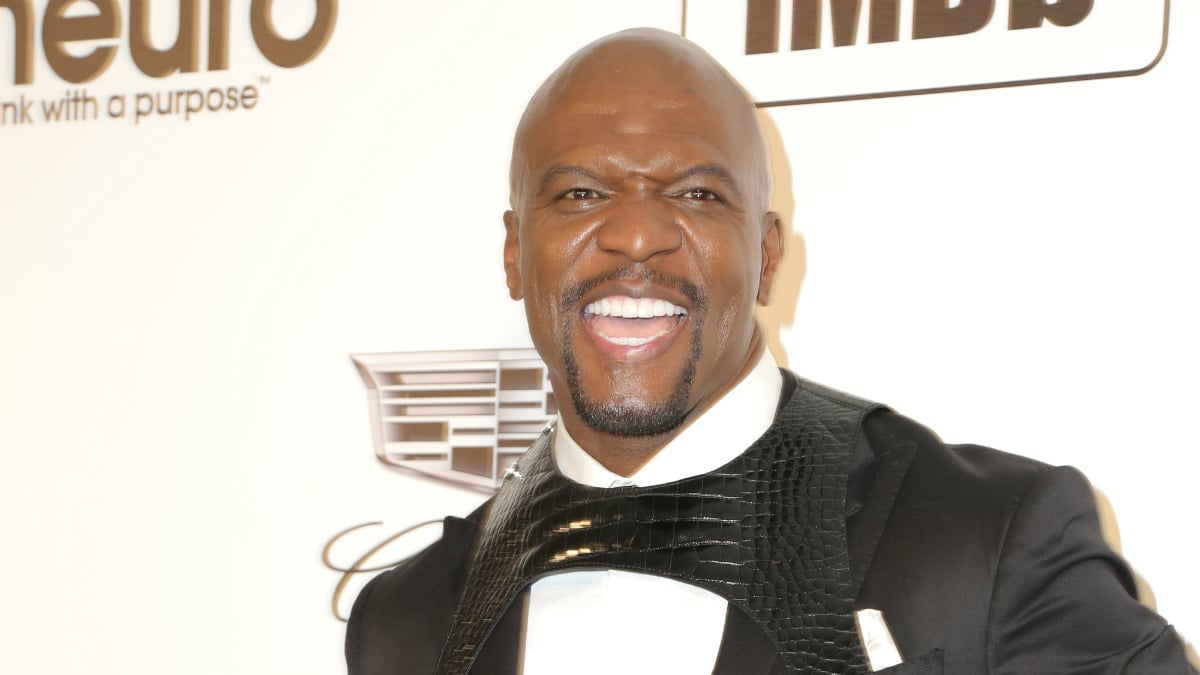 Terry Crews. 27th Annual Elton John Academy Awards Viewing Party held at West Hollywood Park