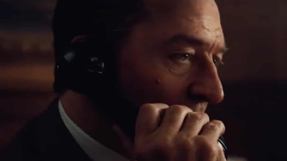 robert de niro in new trailer for the irishman