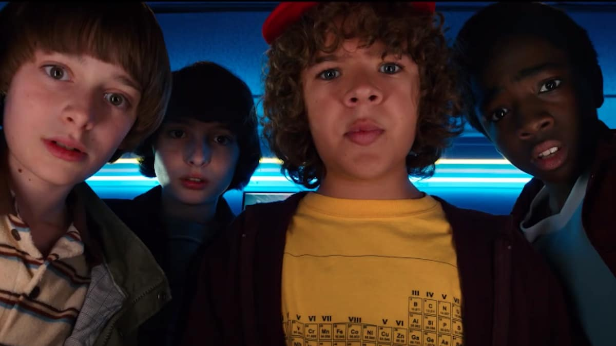 will mike dustin and lucas of stranger things season 2