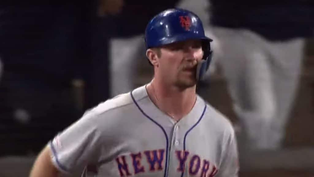 polar bear pete alonso of the new york mets