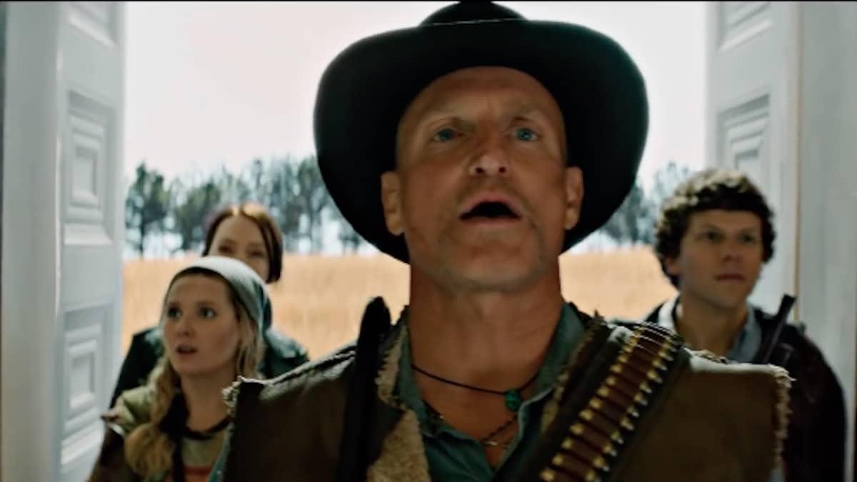 woody harrelson returns in Zombieland 2 trailer