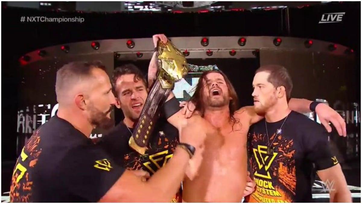 NXT TakeOver: Toronto II review, results, grades: Johnny Gargano vs Adam Cole III