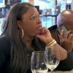 Andrea and Lamar on Love After Lockup.