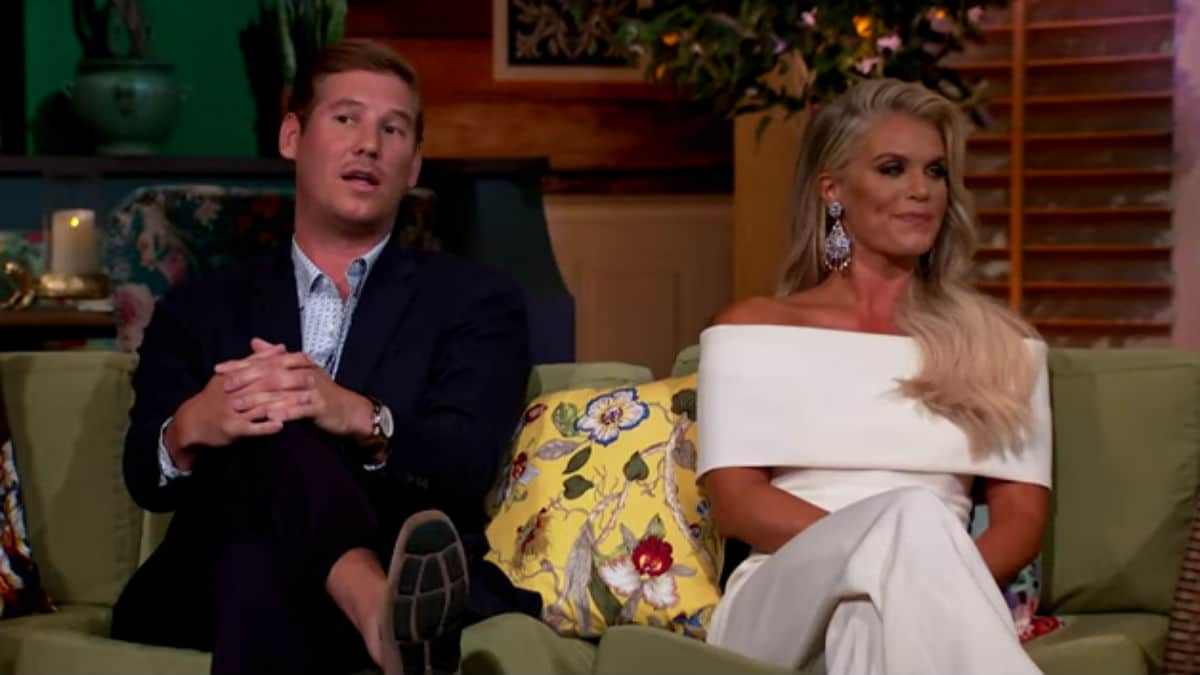 Austen and Madison at the Southern Charm reunion.