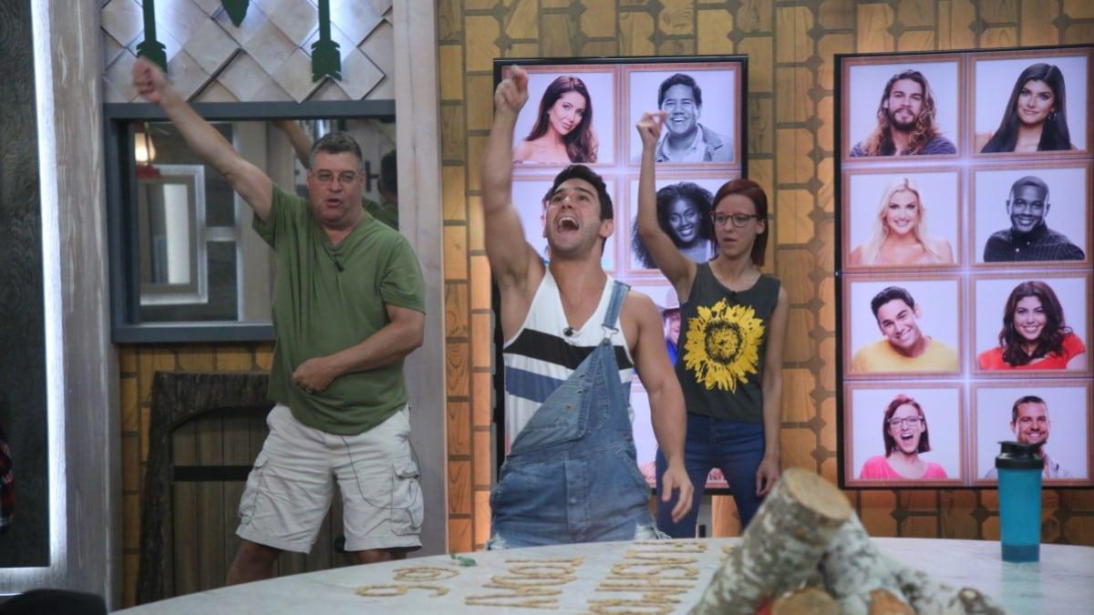 BB21 Cast Dancing Kitchen