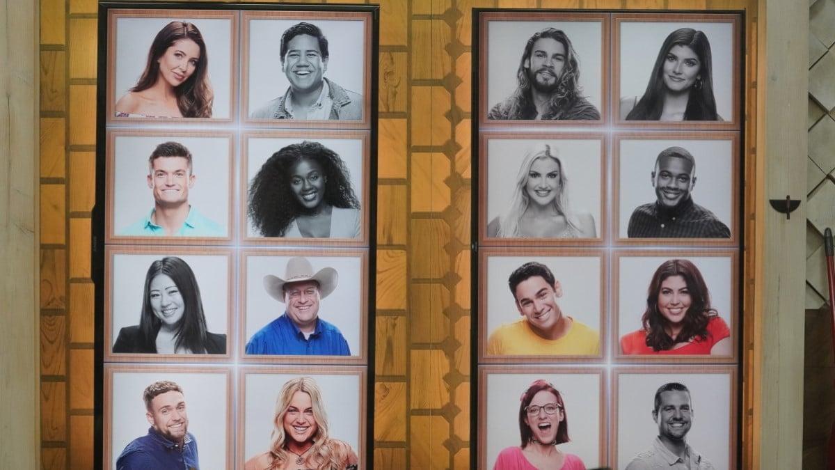 BB21 Wall Final Eight