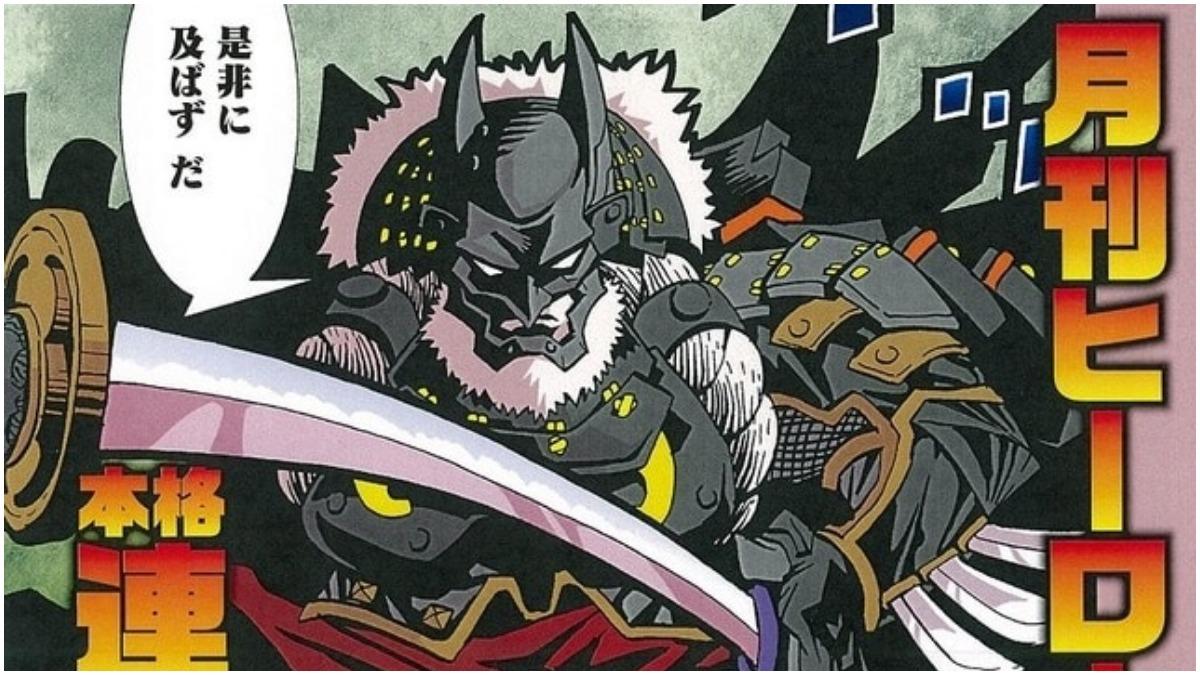 Batman Ninja Manga to End with Next Release