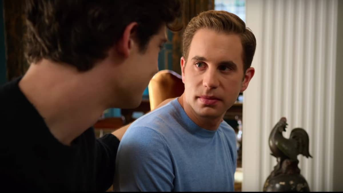 Ben Platt from The Politician