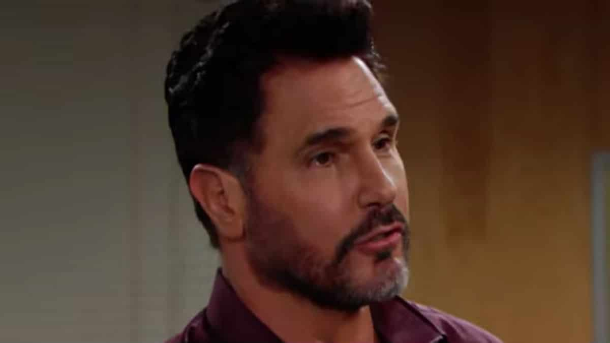 Don Diamont as Bill on The Bold and the Beautiful.