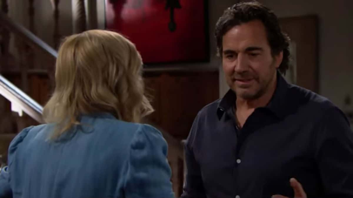Brooke and Ridge on The Bold and the Beautiful.