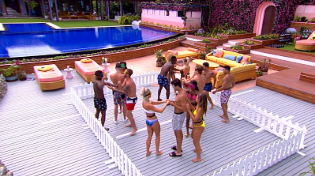 CBS renewed Love Island USA for Season 2