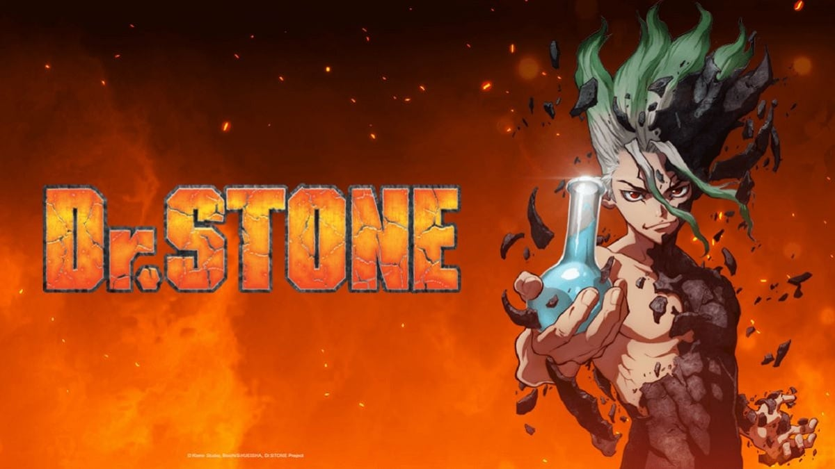 DS01 - Dr. Stone to air on Toonami in August