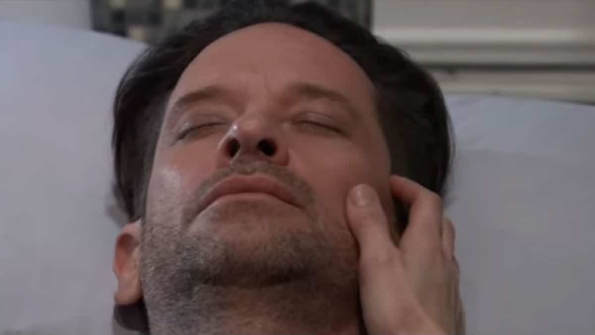 Roger Howarth as Franco on General Hospital.