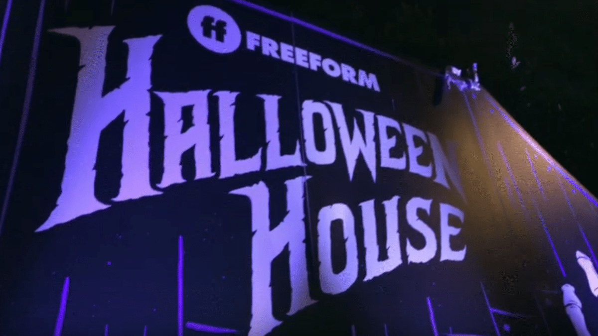 Freeform's Halloween House will return this October