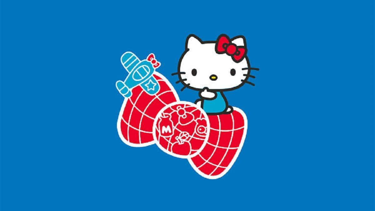 Hello Kitty Friends Around the World Tour. Photo cred: Sanrio.
