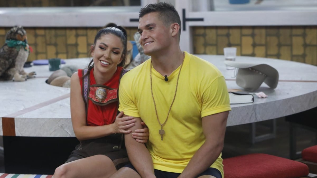 Holly And Jackson In BB21