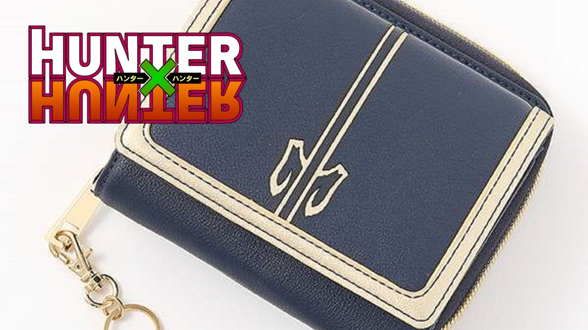 New Hunter x Hunter fashion collection from Super Groupie