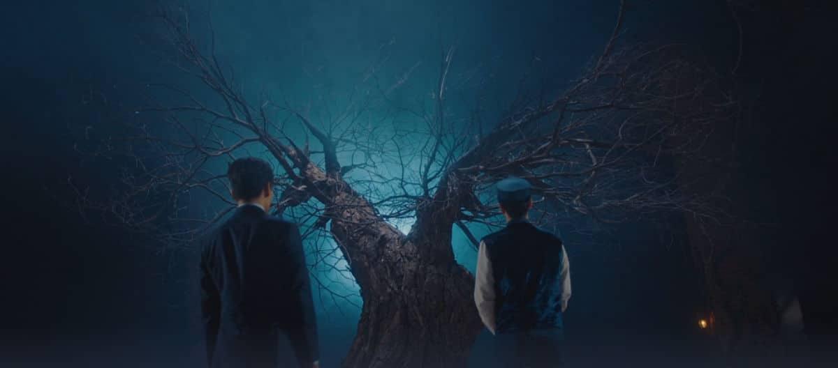 Jang Man-Wol's Tree