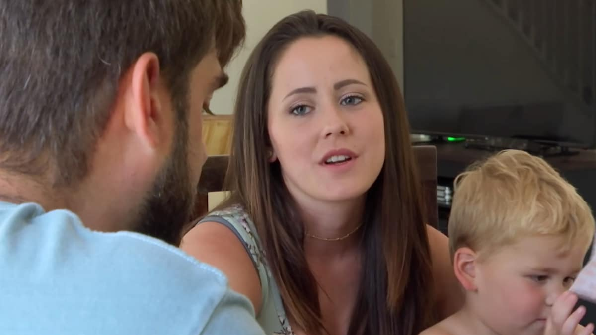 Jenelle Evans on Teen Mom 2