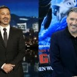 Jimmy Kimmel and Craig Ferguson