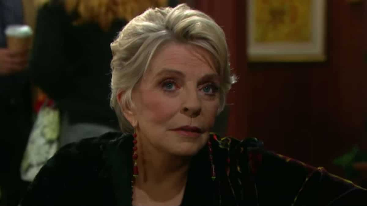 Susan Seaforth Hayes on Days of our Lives.