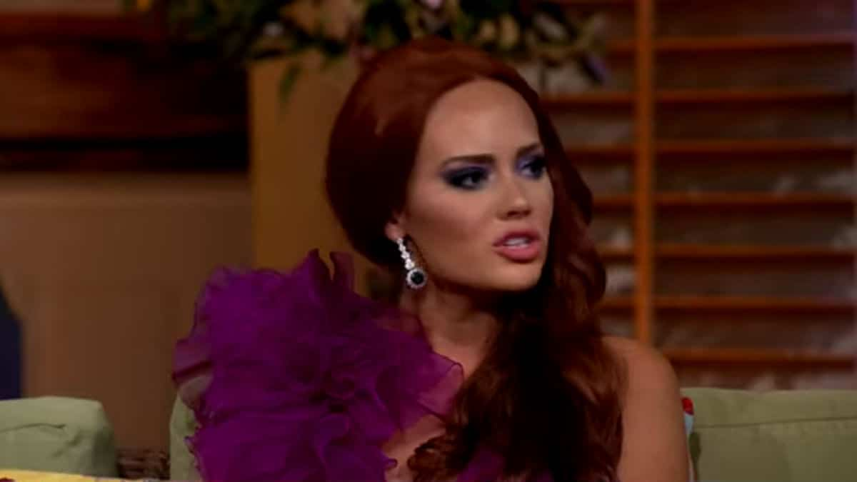 Kathryn Dennis at the Southern Charm reunion.