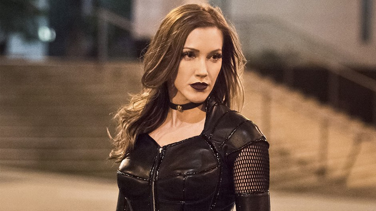 Katie Cassidy Rodgers as Black Siren on Arrow