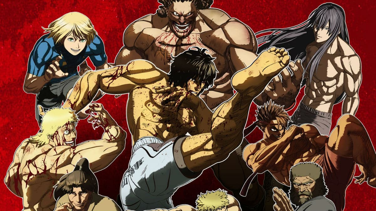 Kengan Ashura Part 2 release date confirmed for fall 2019: Kengan Ashura Season 3 (Part 3) likely scheduled for early 2020?