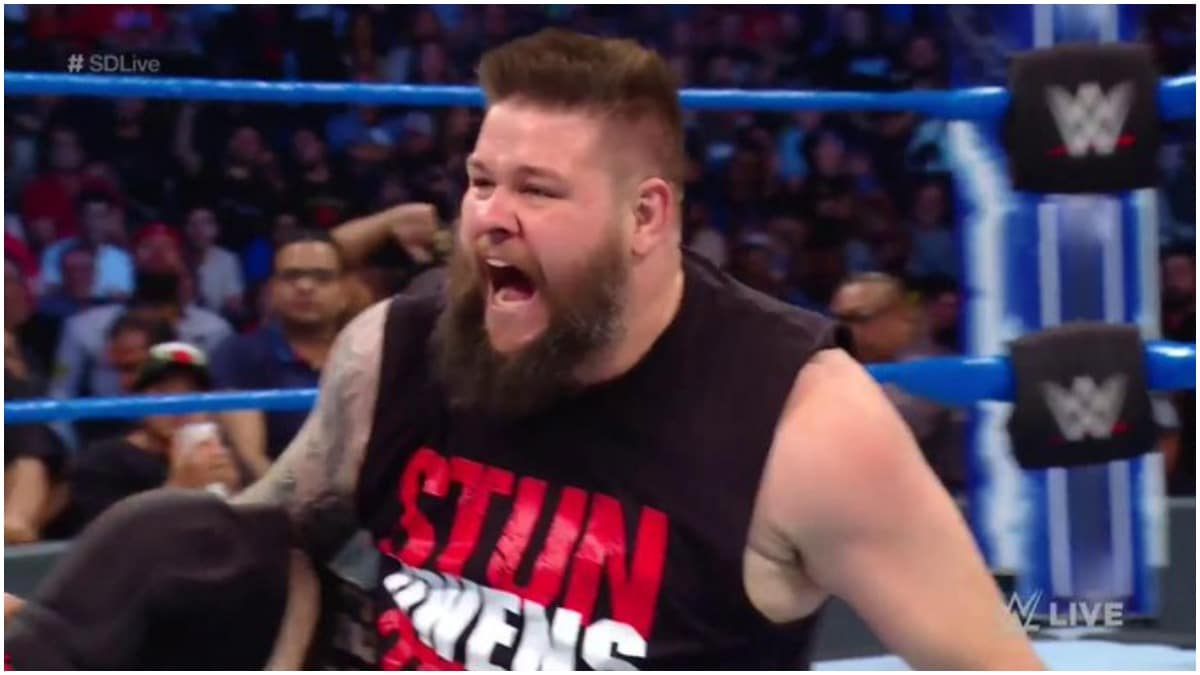 WWE SmackDown Live recap, results, and grades