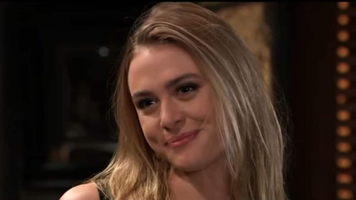 Hayley Erin as Kiki on General Hospital.