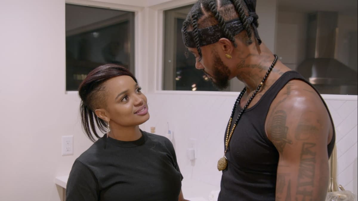 Kyla Pratt and KP on Black Ink Crew Compton