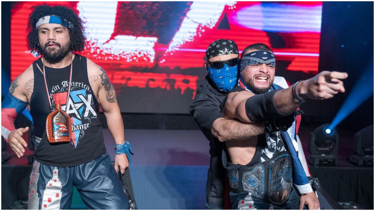 LAX make a shocking debut at AEW All Out