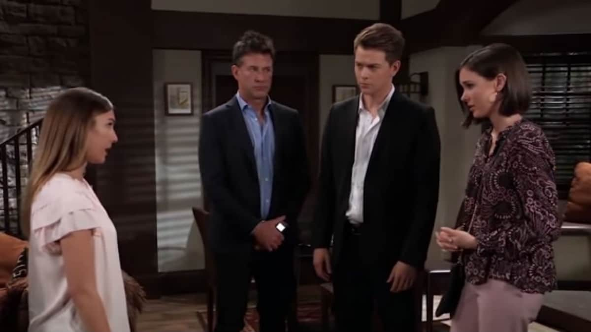 General Hospital rerun for Labor Day.