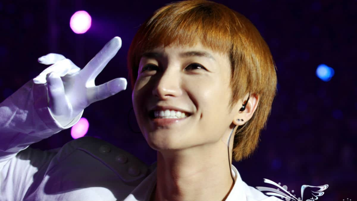Leeteuk of Super Junior