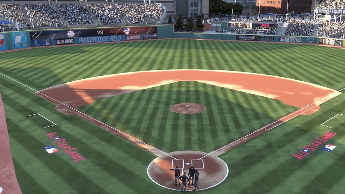 MLB Field - MLB The Show 19 update 1.16 details: What it includes and when it took place