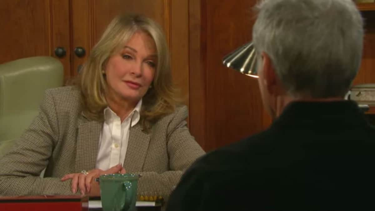 Deidre Hall as Marlena on Days of our Lives.