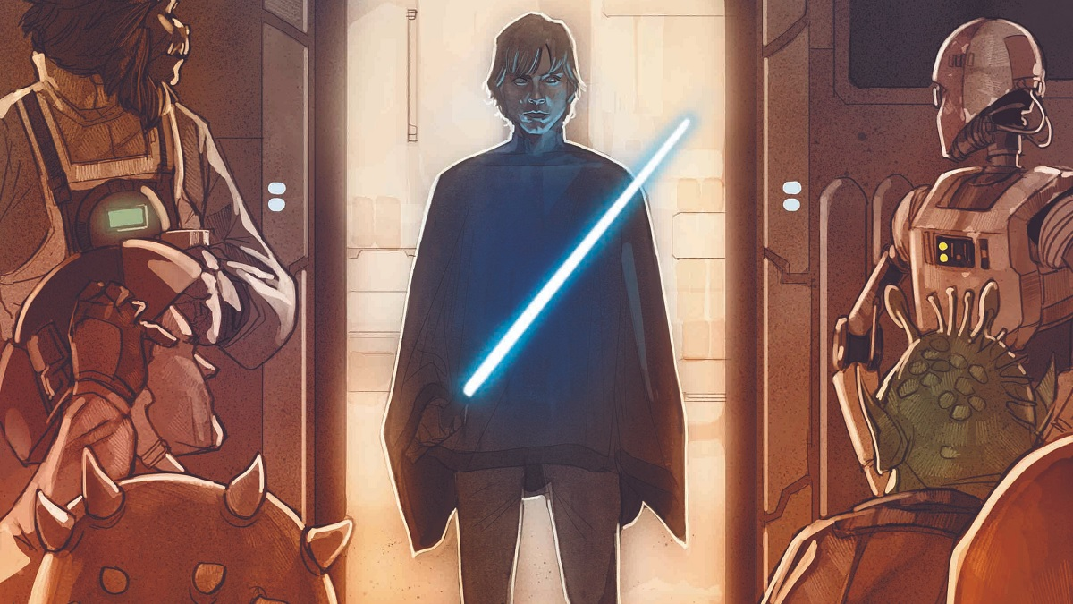 Marvel's Star Wars TPB Cover by Phil Noto. Pic credit: Marvel.