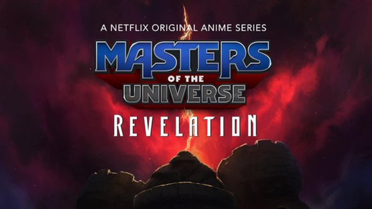 MotUR01 - Kevin Smith is bringing Masters of the Universe: Revelation to Netflix
