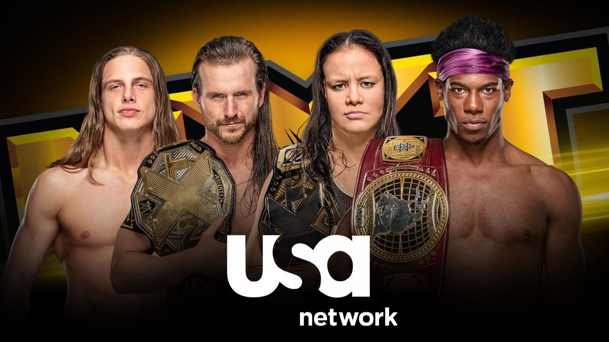 WWE officially announces NXT move to live TV on USA Network