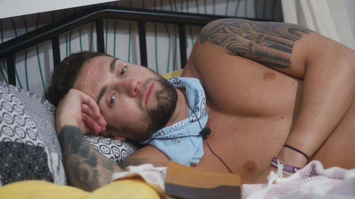 Nick In BB House
