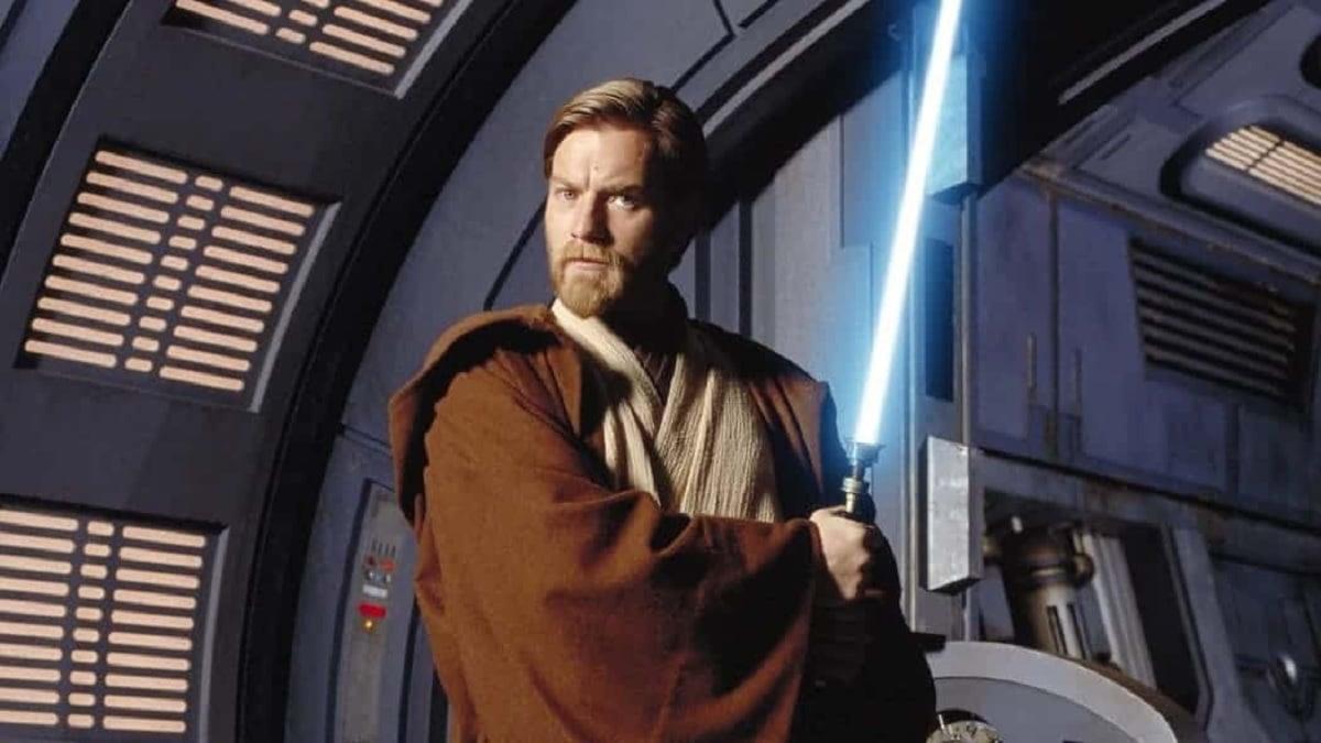 Ewan McGregor as Obi-Wan Kenobi. Pic credit: Lucasfilm.