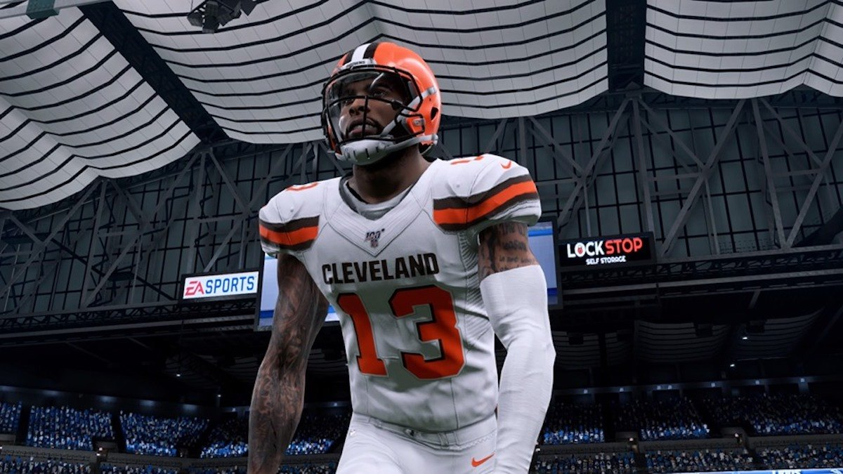 Odell Beckham Browns - Top 5 Madden 20 teams revealed: Most popular include Chiefs, Cowboys, and Browns with Odell Beckham