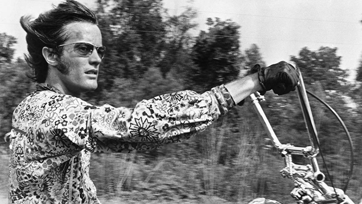 Peter Fonda in Easy Rider