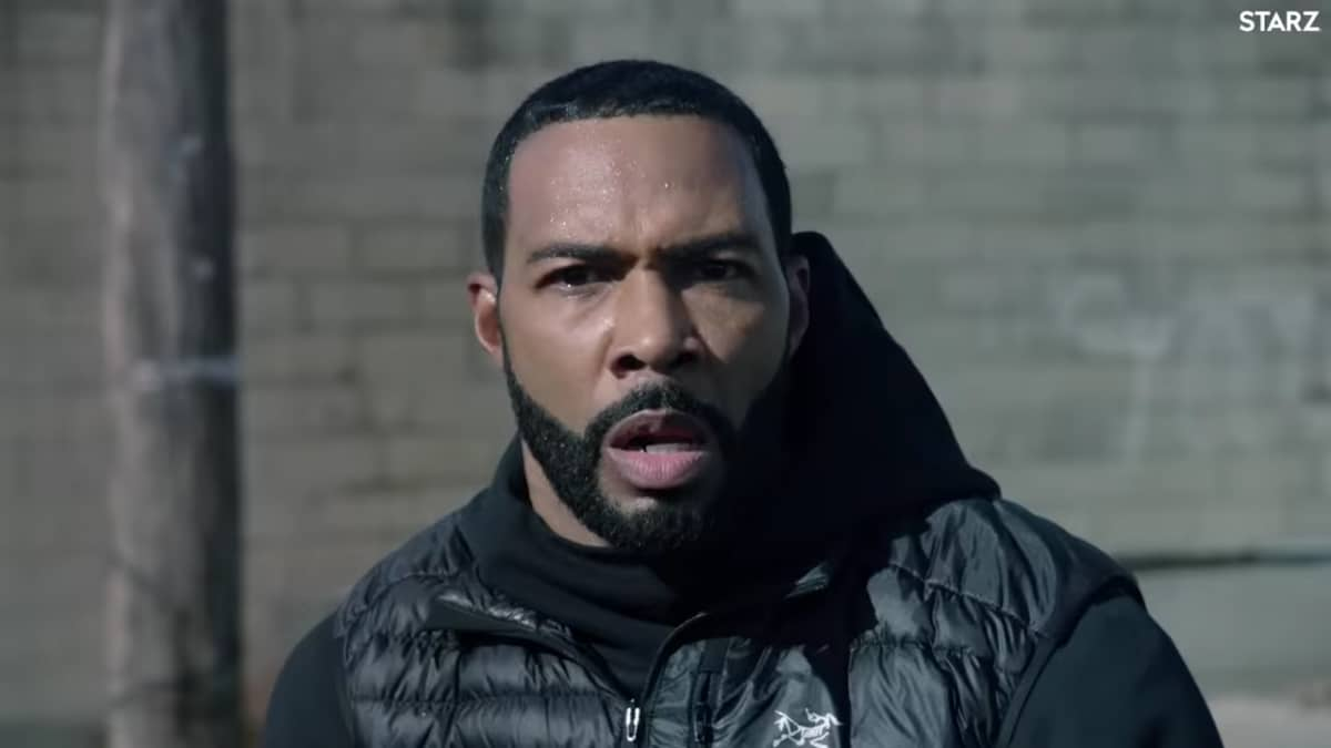 Ghost in Season 6 of Power
